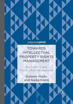 Towards Intellectual Property Rights Management