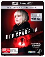 Red Sparrow (4K UHD/Blu-ray/Digital Copy)