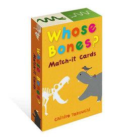 Whose Bones? Match-it Cards