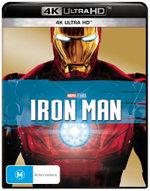 Iron Man (2008) (4K UHD)