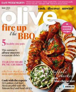Olive (UK) - 12 Month Subscription