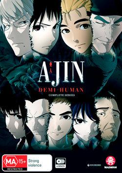 Ajin: Demi-Human: Complete Series
