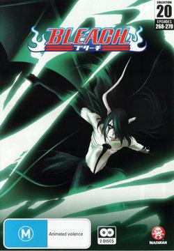 Bleach: Collection 20 (Episodes 268-279)