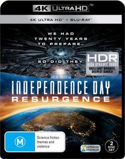 Independence Day: Resurgence (4K UHD/Blu-ray)