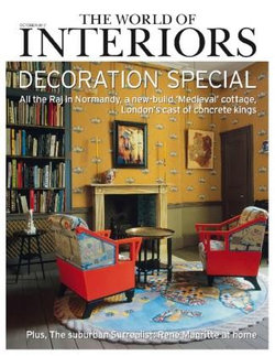 The World Of Interiors (UK) - 12 Month Subscription