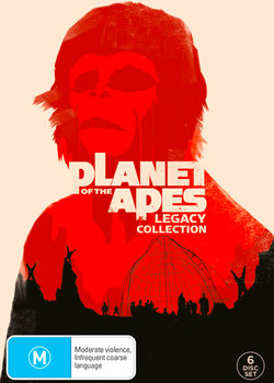 Planet of the Apes (Legacy Collection) (Planet of the Apes/Beneath the POTA/Escape from the POTA/Conquest of the POTA/Battle for the POTA)