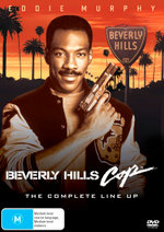 Beverly Hills Cop: The Complete Line Up (Beverly Hills Cop / Beverly Hills Cop II / Beverly Hills Cop III)