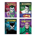 DC Super Villains Origins