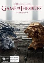 Game of Thrones: Season 1 - 7