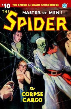 The Spider #10