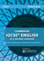 Cambridge IGCSE (TM) English as a Second Language Student's Book