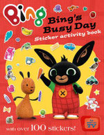 Bing's Busy Day Sticker Activity Book