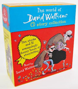 The World of David Walliams CD Story Collection