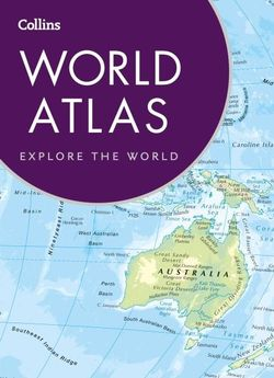 World atlases / world maps books - Buy online with Free Delivery ...