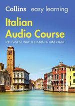Collins Easy Learning Audio Course - Italian