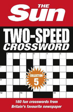 The Sun Two Speed Crossword Collection 5