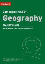 Cambridge IGCSE Geography Teacher Guide