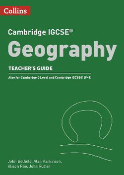 Cambridge IGCSE(tm) Geography Teacher Guide (Collins Cambridge IGCSE(tm))