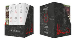 The Hobbit and the Lord of the Rings Gift Set: a Middle-Earth Treasury