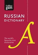 Collins Russian Dictionary Gem Edition [Fifth Edition]