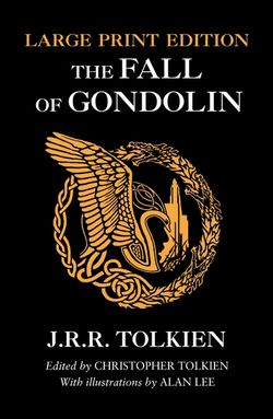 The Fall of Gondolin (Large Print)