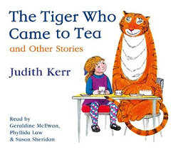 The Tiger Who Came to Tea and Other Stories CD Collection
