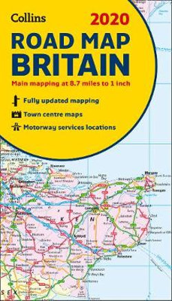 Road atlases & maps books - Buy online with Free Delivery | Angus ...