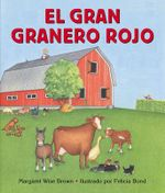 Big Red Barn Board Book (Spain