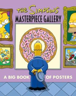 Simpsons Masterpiece Gallery
