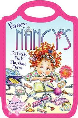 Fancy Nancy's Perfectly Pink Playtime Purse