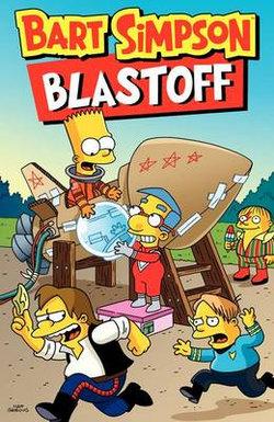 Bart Simpson Blastoff