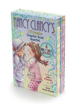 Fancy Nancy: Nancy Clancy's Ultimate Chapter Book Quartet