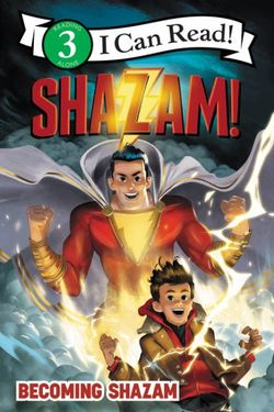 Shazam!: Becoming Shazam