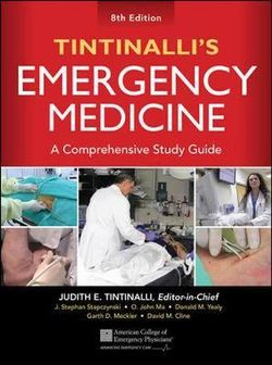 Tintinalli's Emergency Medicine: A Comprehensive Study Guide