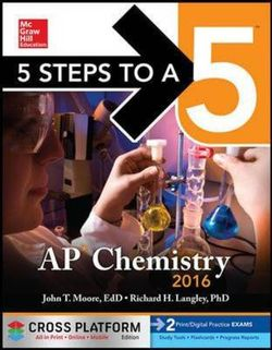 5 Steps to a 5 AP Chemistry 2016, Cross-Platform Edition