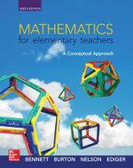 Mathematics for Elementary Teachers: a Conceptual Approach