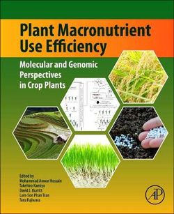 Plant Macro-Nutrient Use Efficiency