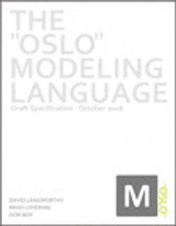 The Oslo Modeling Language