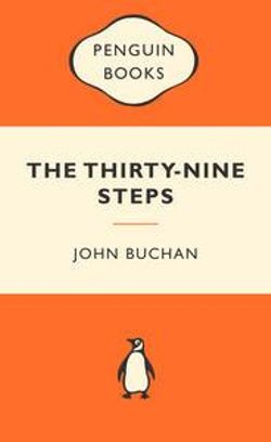 The Thirty-Nine Steps: Popular Penguins