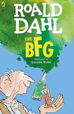 Roald dahl buy online with free delivery angus robertson the bfg fandeluxe Choice Image