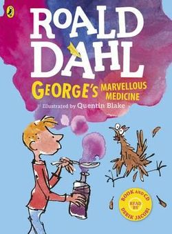 George's Marvellous Medicine (Colour book and CD)