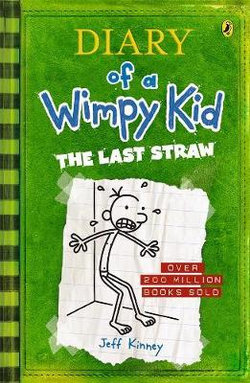 Diary of a wimpy kid buy online with free delivery angus robertson the last straw diary of a wimpy kid bk3 solutioingenieria Gallery