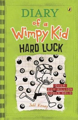 Diary of a wimpy kid buy online with free delivery angus robertson hard luck solutioingenieria Choice Image