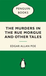 The Murders in the Rue Morgue: Green Popular Penguins