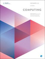 VCE Computing Units 1&2 (Student Book with 4 Access Codes)
