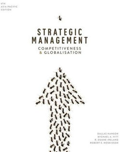 Strategic Management: Competitiveness and Globalisation with Student Resource Access 12 Months