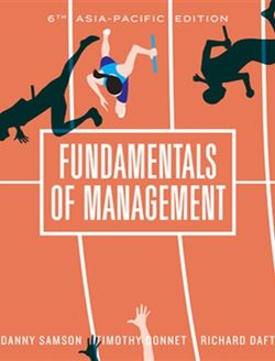 Fundamentals of Management with Online Study Tools 12 months