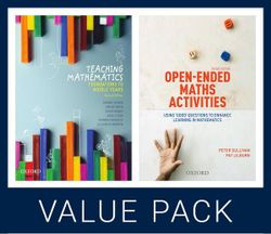 University textbooks angus robertson teaching mathematics 2nd edition and open ended maths activities revised edition value pack fandeluxe Choice Image