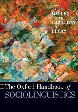 The Oxford Handbook of Sociolinguistics
