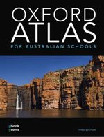 Oxford Atlas for Australian Schools + obook/assess